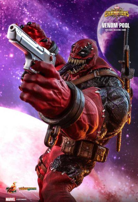 *Pre Order* Hot Toys 1:6 Marvel Contest of Champions Venompool